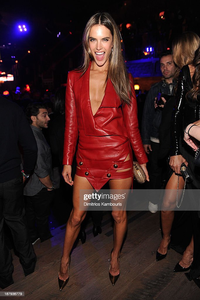 <a gi-track='captionPersonalityLinkClicked' href=/galleries/search?phrase=Alessandra+Ambrosio&family=editorial&specificpeople=203062 ng-click='$event.stopPropagation()'>Alessandra Ambrosio</a> attends the 2013 Victoria's Secret Fashion after party at TAO Downtown on November 13, 2013 in New York City.