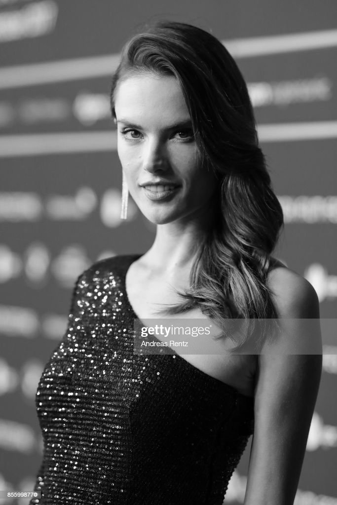 Alessandra Ambrosio attends the 'C'est La Vie' premiere at the 13th Zurich Film Festival on September 30, 2017 in Zurich, Switzerland. The Zurich Film Festival 2017 will take place from September 28 until October 8.