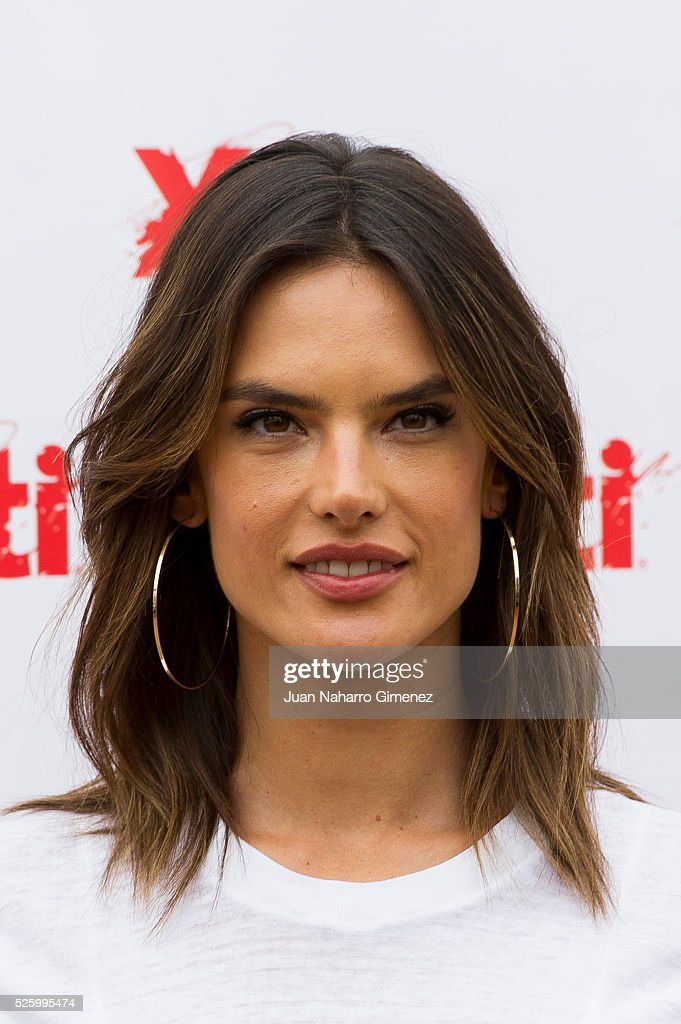 <a gi-track='captionPersonalityLinkClicked' href=/galleries/search?phrase=Alessandra+Ambrosio&family=editorial&specificpeople=203062 ng-click='$event.stopPropagation()'>Alessandra Ambrosio</a> attends 'Xti' new collection presentation at Me Hotel on April 29, 2016 in Madrid, .