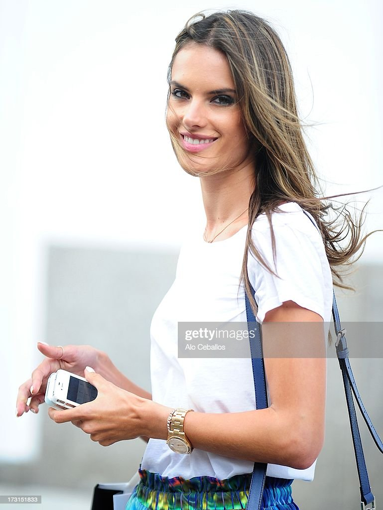 <a gi-track='captionPersonalityLinkClicked' href=/galleries/search?phrase=Alessandra+Ambrosio&family=editorial&specificpeople=203062 ng-click='$event.stopPropagation()'>Alessandra Ambrosio</a> is seen in the Meat Packing District on July 8, 2013 in New York City.