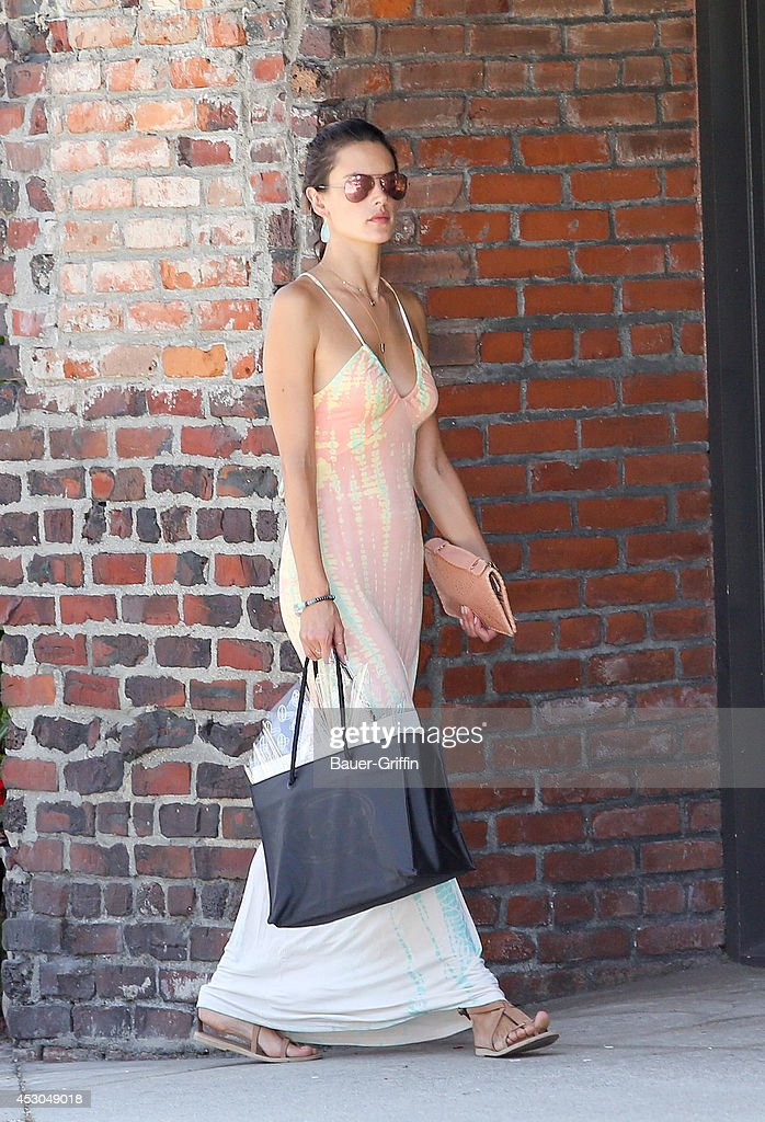 <a gi-track='captionPersonalityLinkClicked' href=/galleries/search?phrase=Alessandra+Ambrosio&family=editorial&specificpeople=203062 ng-click='$event.stopPropagation()'>Alessandra Ambrosio</a> is seen on August 01, 2014 in Los Angeles, California.