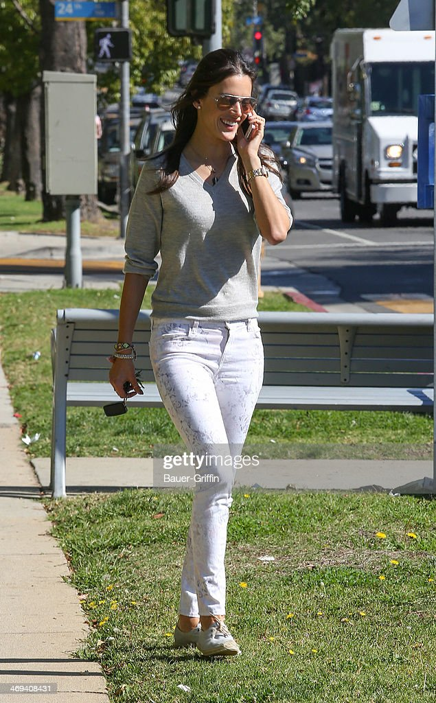 <a gi-track='captionPersonalityLinkClicked' href=/galleries/search?phrase=Alessandra+Ambrosio&family=editorial&specificpeople=203062 ng-click='$event.stopPropagation()'>Alessandra Ambrosio</a> is seen on February 14, 2014 in Los Angeles, California.