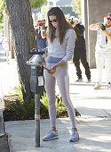 Celebrity Sightings In Los Angeles - October 27, 2020