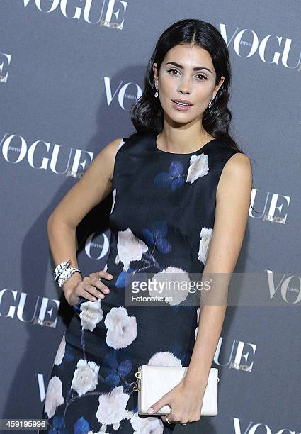 Alessandra de Osma attends the 2014 Vogue Joyas Awards ceremony at the Stock Exchange building on November 18 2014 in Madrid Spain