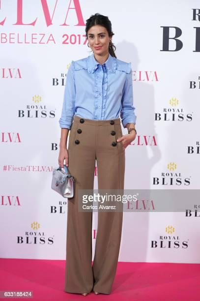Alessandra de Osma attends the 'Telva Beauty' awards 2016 at the Palace Hotel on January 31 2017 in Madrid Spain