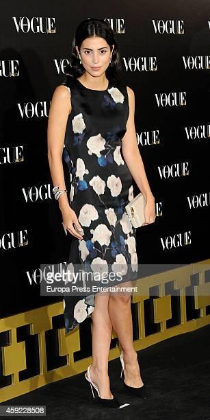 Alessandra de Osma attends Vogue Joyas 2014 Awards on November 18 2014 in Madrid Spain