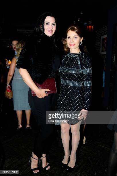 Alessandra Emmanuel and Jean Shafiroff attend NY LIFESTYLES Magazine celebrates Cover Girl Jean Shafiroff and her work supporting the Next Generation...
