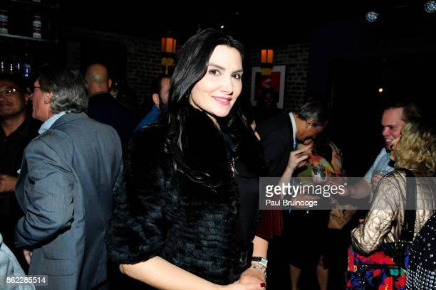 Alessandra Emmanuel attends NY LIFESTYLES Magazine celebrates Cover Girl Jean Shafiroff and her work supporting the Next Generation at Jue Lan Club...