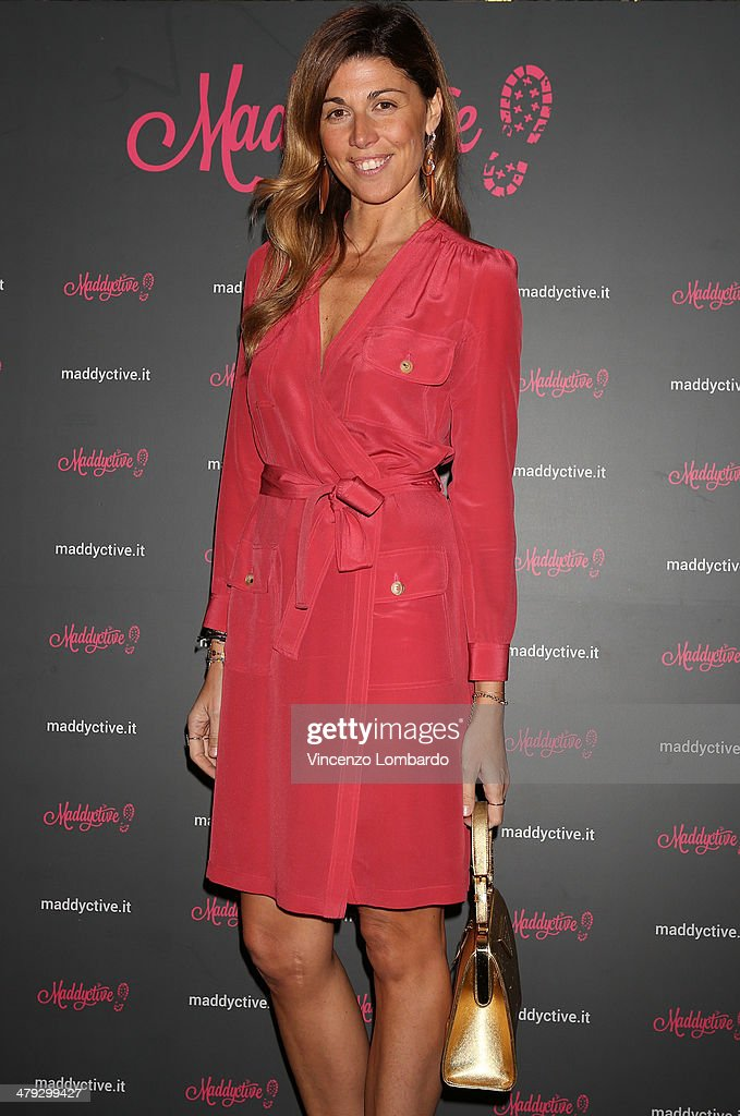 Alessandra Grillo attends the Maddalena Corvaglia Presents Maddyctive Web Magazine at Old Fashion Cafe on March 17, 2014 in Milan, Italy.