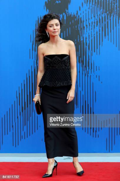 Alessandra Mastronardi attends the Franca Sozzani Award during the 74th Venice Film Festival on September 1 2017 in Venice Italy