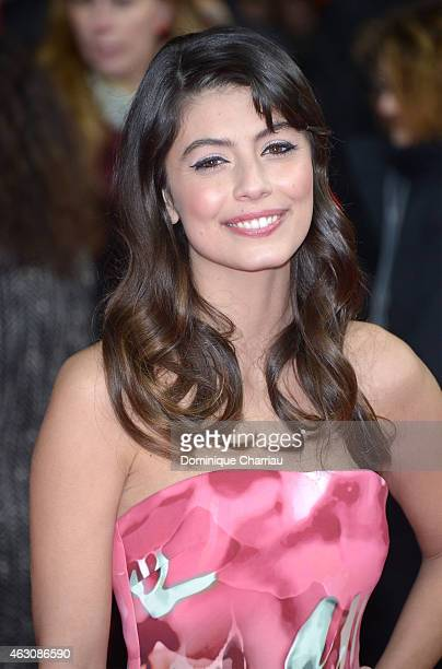 Alessandra Mastronardi attends the 'Life' premiere during the 65th Berlinale International Film Festival at Zoo Palast on February 9 2015 in Berlin...