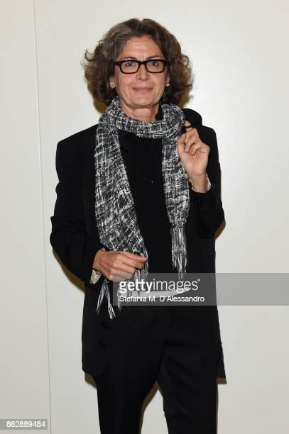 Alessandra Mauri attends Milano Design Film Festival Opening at Triennale di Milano on October 18 2017 in Milan Italy
