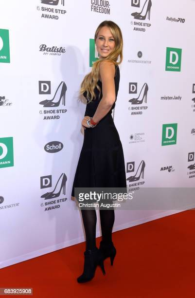 Alessandra MeyerWoelden attends the Deichmann Shoe Step of the year award at Curio Haus on May 16 2017 in Hamburg Germany