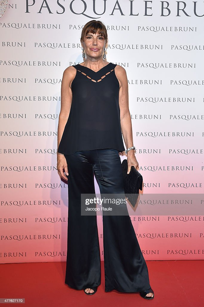 Alessandra Repellini attends Pasquale Bruni - Giardini Segreti Cocktail Party on June 18, 2015 in Milan, Italy.