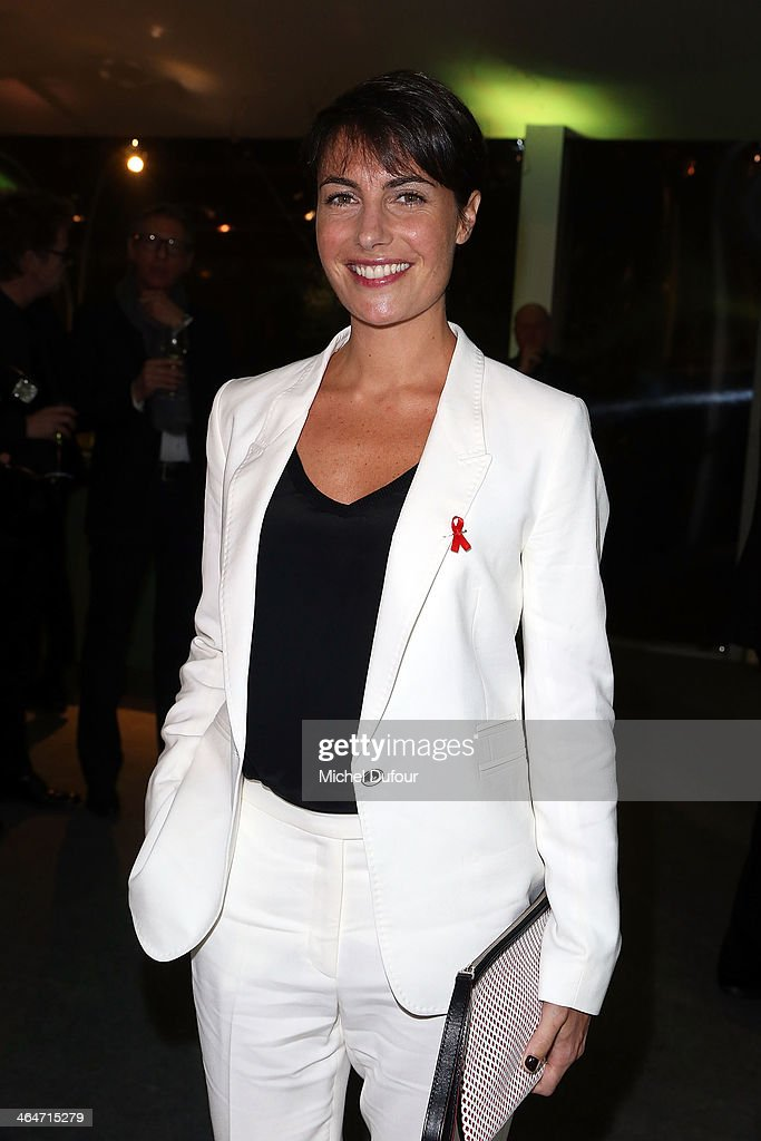 <a gi-track='captionPersonalityLinkClicked' href=/galleries/search?phrase=Alessandra+Sublet&family=editorial&specificpeople=4327242 ng-click='$event.stopPropagation()'>Alessandra Sublet</a> attends the Sidaction Gala Dinner at Pavillon d'Armenonville on January 23, 2014 in Paris, France.