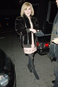 Alessandra Toreson during Alessandra Toreson Sighting at Area Club in Los Angeles January 18 2007 at Area in Los Angeles California United States