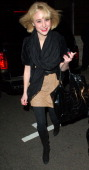 Alessandra Toreson during Alessandra Toreson Sighting in Beverly Hills January 4 2007 at Club Area in Beverly Hills United States