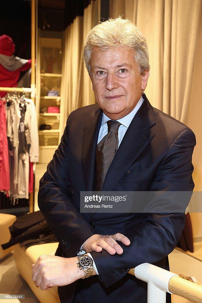 Alessandro Bastagli (CEO - Dimensione Danza) attends 'Dimensione Danza' - Berlin store opening on March 8, 2013 in Berlin, Germany.