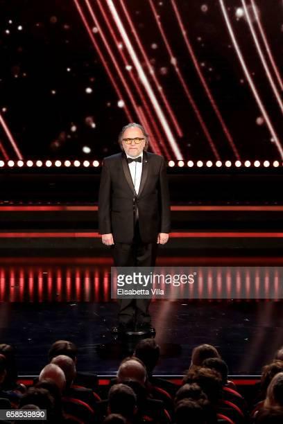 Alessandro Bertolazzi attends the 61 David Di Donatello ceremony on March 27 2017 in Rome Italy