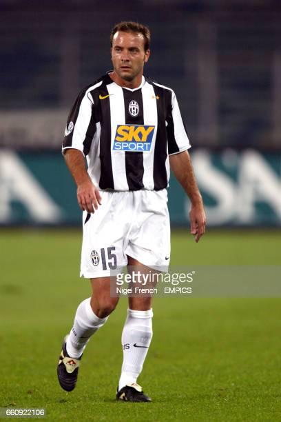 Alessandro Birindelli Juventus