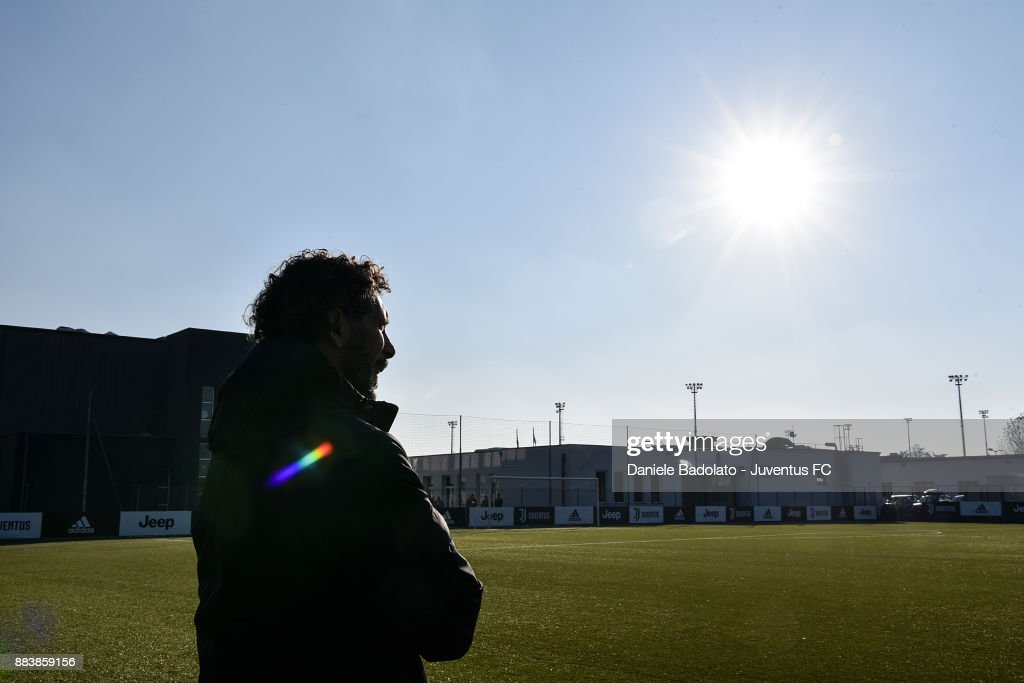 Alessandro Dal Canto during the TIM Cup Primavera match between Juventus U19 and Torino FC U19 at Juventus Center Vinovo on November 29, 2017 in Vinovo, Italy.