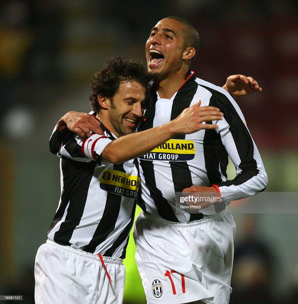 Livorno v Juventus Serie A s and