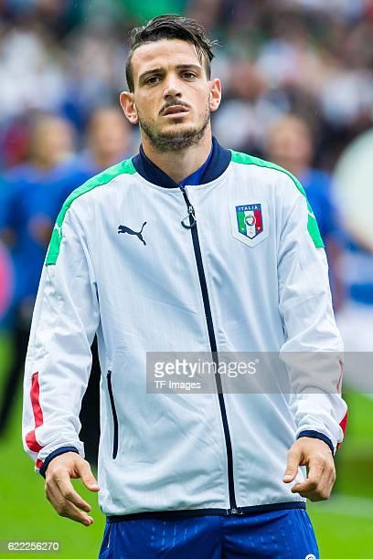 Monntag Europameisterschaft in Frankreich Paris Achtelfinale Italien Spanien 20 Alessandro Florenzi