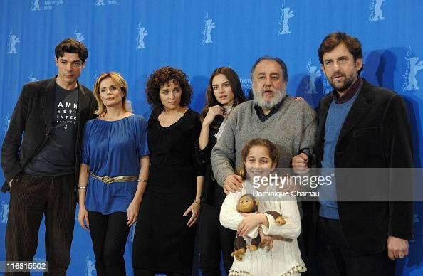 Alessandro Gassman Isabella Ferrari Valeria Golino Kasia Smutniak Director Antonello Grimaldi Nanni Moretti and Blu Yoshimi attend the 'Quiet Chaos'...