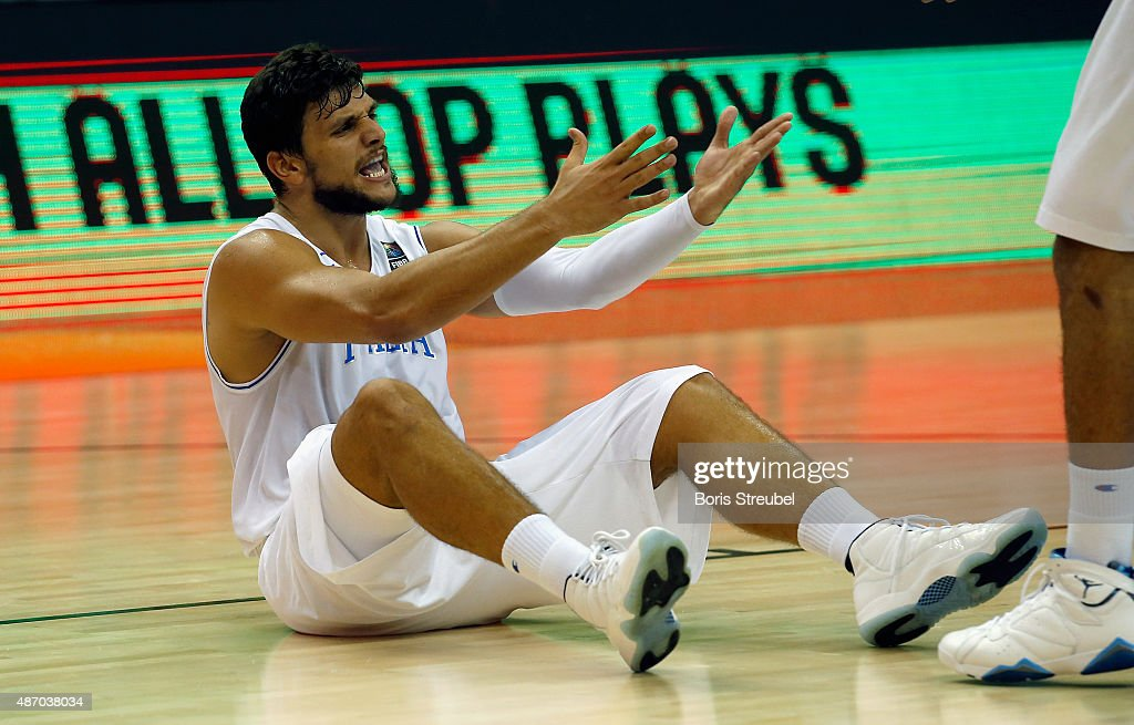 Italy v Turkey - FIBA Eurobasket 2015