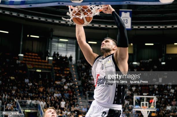 Alessandro Gentile of Segafredo in action during the LBA LegaBasket of Serie A1 match between Virtus Segafredo Bologna and Orlandina Betaland Capo...