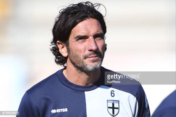 Alessandro Lucarelli of Parma during Lega Pro round B match between Teramo Calcio 1913 and Parma Calcio at Stadium Gaetano Bonolis on 30 April 2017...