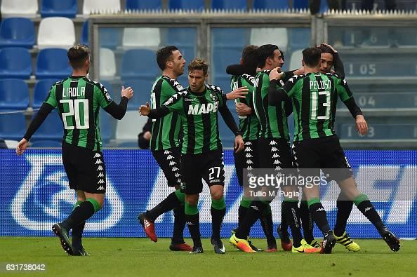 US Sassuolo v US Citta di Palermo - Serie A : News Photo