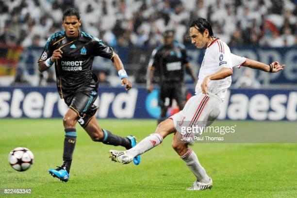 Alessandro NESTA Marseille / Milan AC 1er tour Champions League Stade Velodrome Marseille