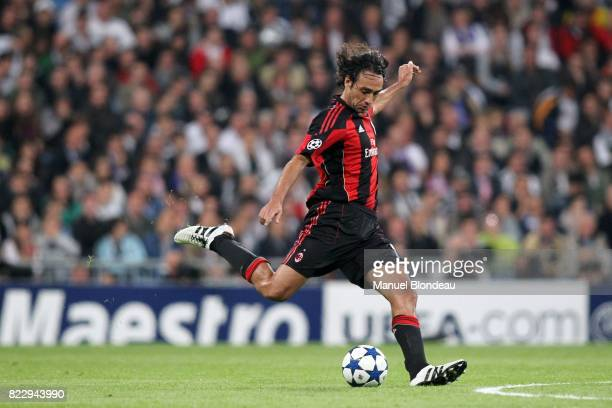 Alessandro Nesta Real Madrid / Milan AC Champions League 2010/2011