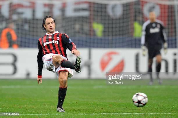 Alessandro NESTA Milan AC / Marseille Champions League Stade Guiseppe Meazza Milan Italie