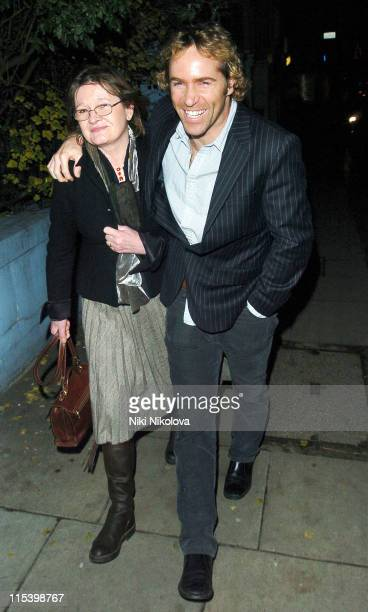 Alessandro Nivola during Alessandro Nivola Sighting in London December 12 2005 in London Great Britain