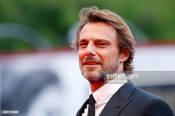 Alessandro Preziosi attends the opening ceremony and premiere of 'Everest' during the 72nd Venice Film Festival on September 2 2015 in Venice Italy