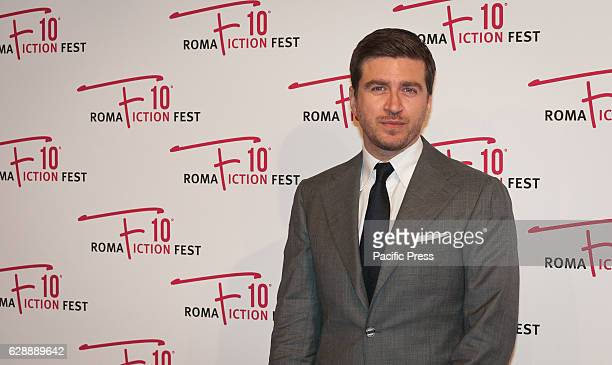 Alessandro Roja attend the red carpet for 'Di Padre in Figlia' a film by Riccardo Milani