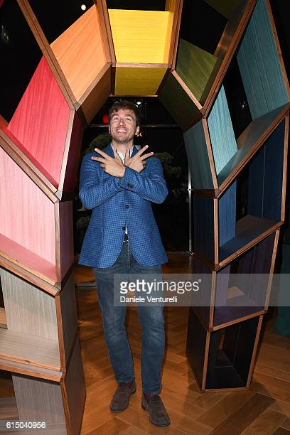 Alessandro Roja attends Ciak For Women 2016 on October 16 2016 in Rome Italy
