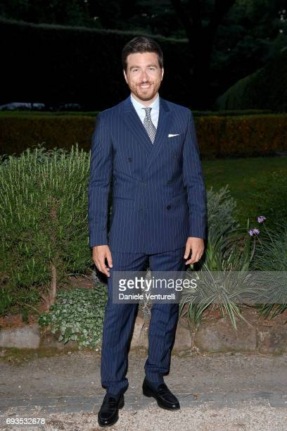 Alessandro Roja attends McKim Medal Gala at Villa Aurelia on June 7 2017 in Rome Italy