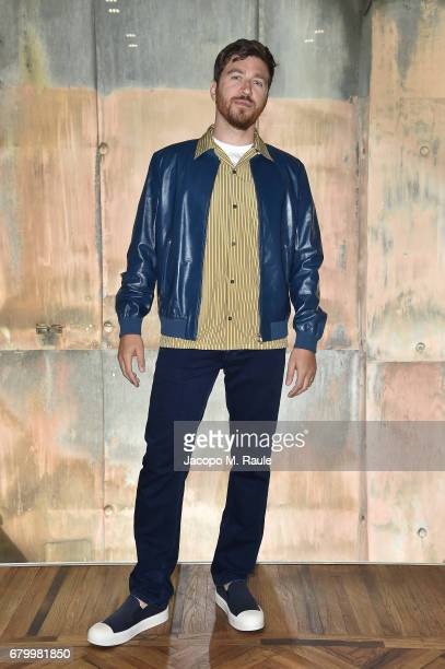Alessandro Roja while attending the Prada Resort 2018 Womenswear Show in Osservatorio on May 7 2017 in Milan Italy