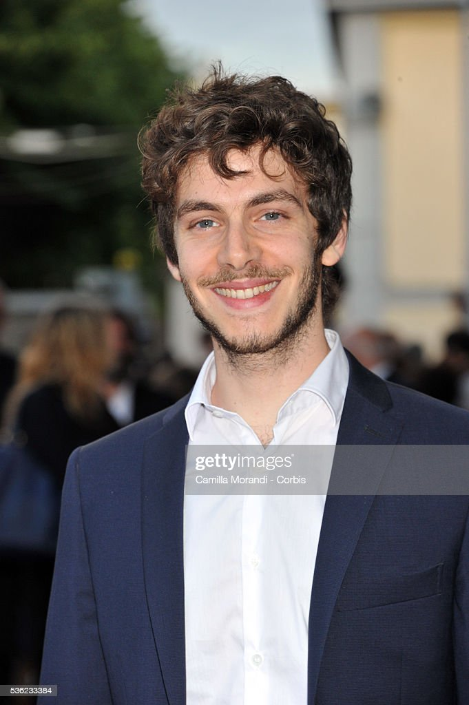 Alessandro Sperduti attends Nastri D'Argento 2016 Award Nominations on May 31, 2016 in Rome, Italy.