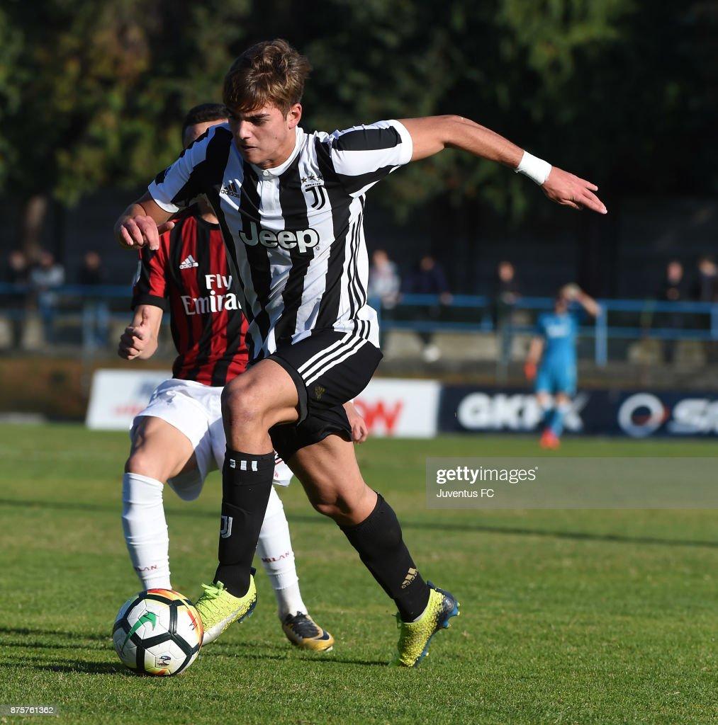 AC Milan U19 v Juventus U19 - Serie A Primavera