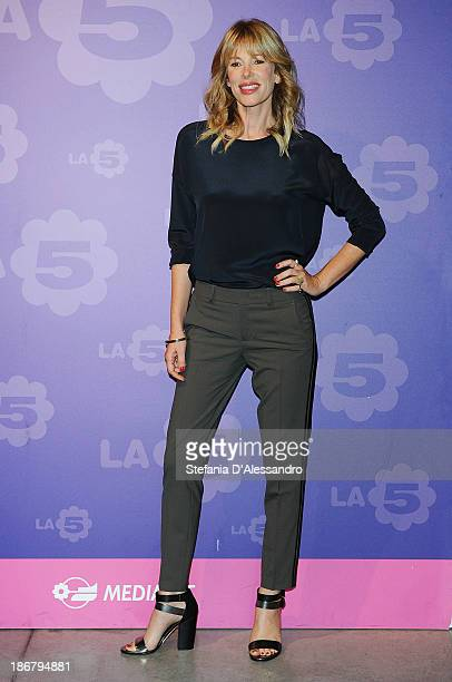Alessia Marcuzzi Stock Fotos Und Bilder Getty Images