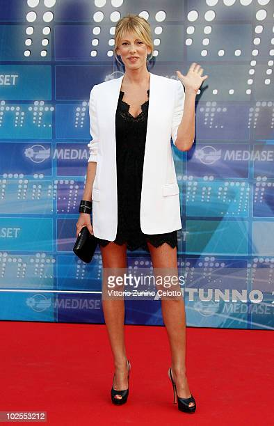 Alessia Marcuzzi Stock Photos And Pictures Getty Images