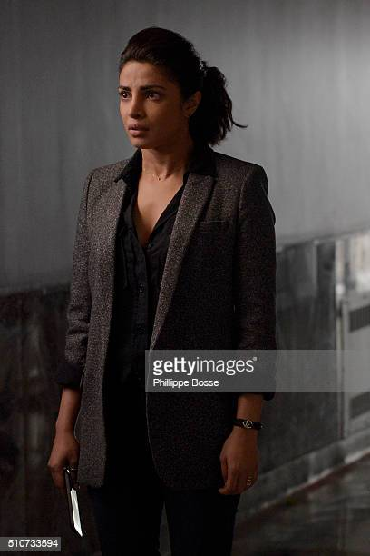 QUANTICO 'Alex' Alex finds herself in the middle of a congressional hearing to testify about the terrorist bombings Convinced Elias didn't act alone...