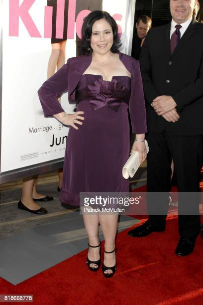 Alex Borstein attends 'Killers' Los Angeles Premiere at ArcLight Cinemas on June 1 2010 in Hollywood California