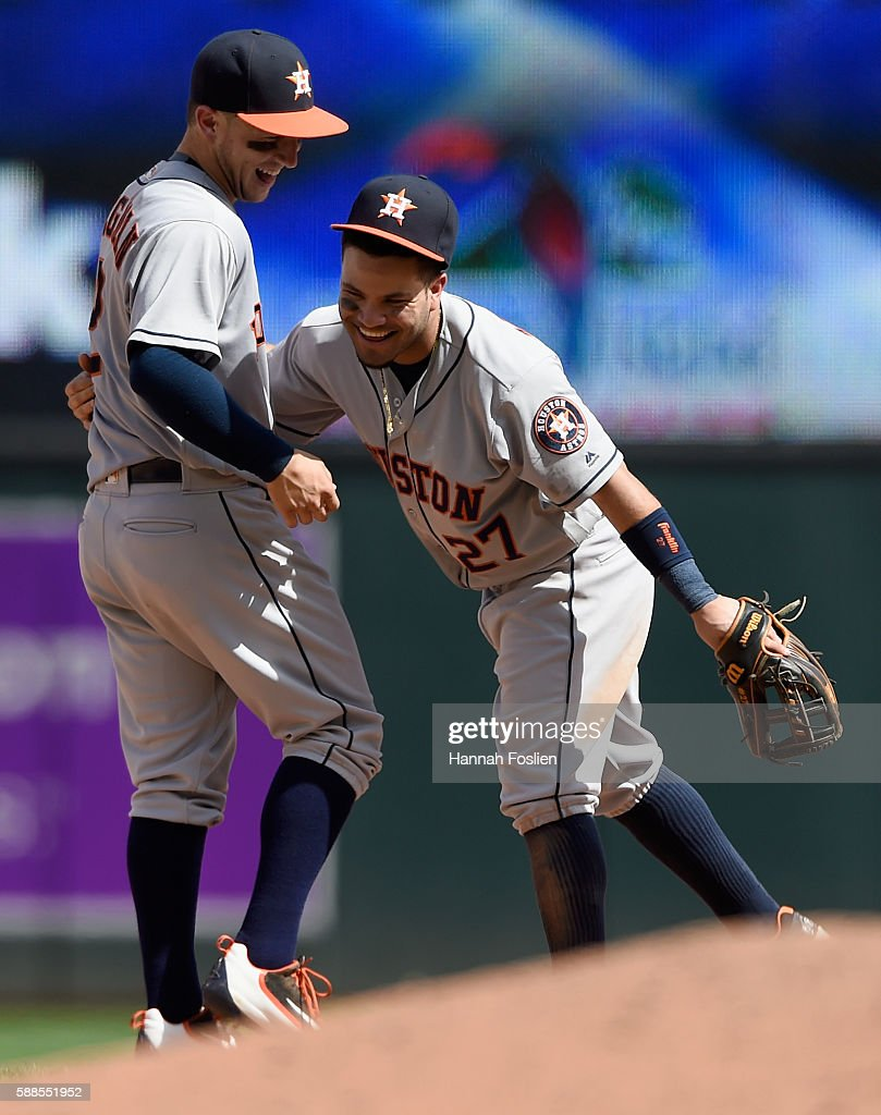 Houston Astros v Minnesota Twins Game e s and