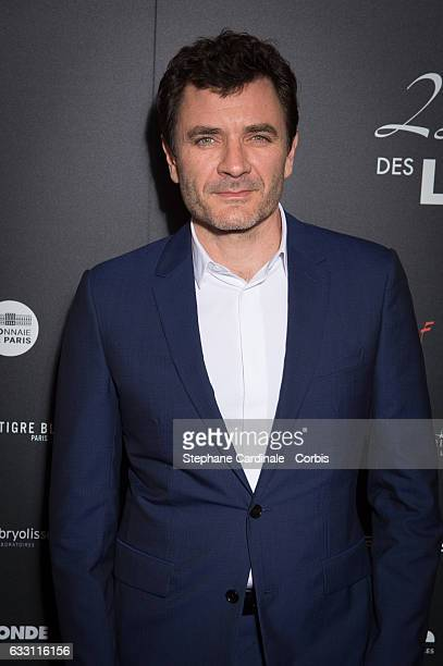 Alex Brendemuhl attend the 22nd Lumieres Award Ceremony at Theatre de La Madeleine on January 30 2017 in Paris France