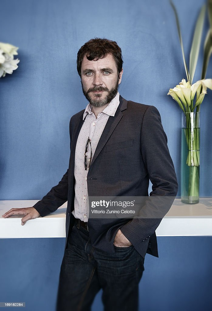 .Alex Brendemuhl poses at 'Wakolda' Portrait Session during The 66th Annual Cannes Film Festival at Palais des Festivals on May 21, 2013 in Cannes, France.
